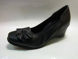 婦人靴 レディースシューズ  低反発底花シューズ yuriko matsumoto