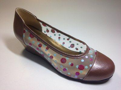 婦人靴 レディースシューズ ンプス チュールシューズ